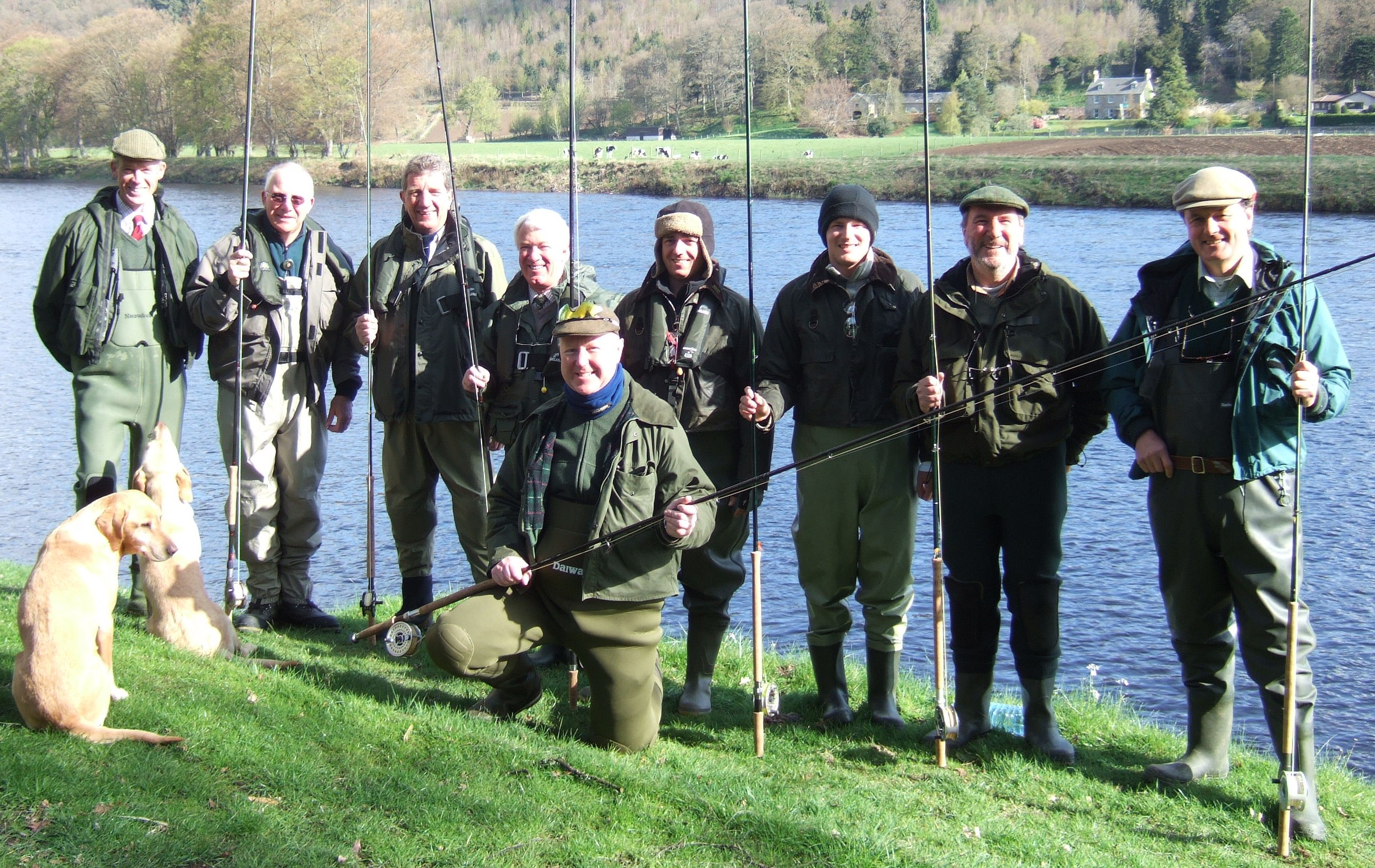 Course group on Tay