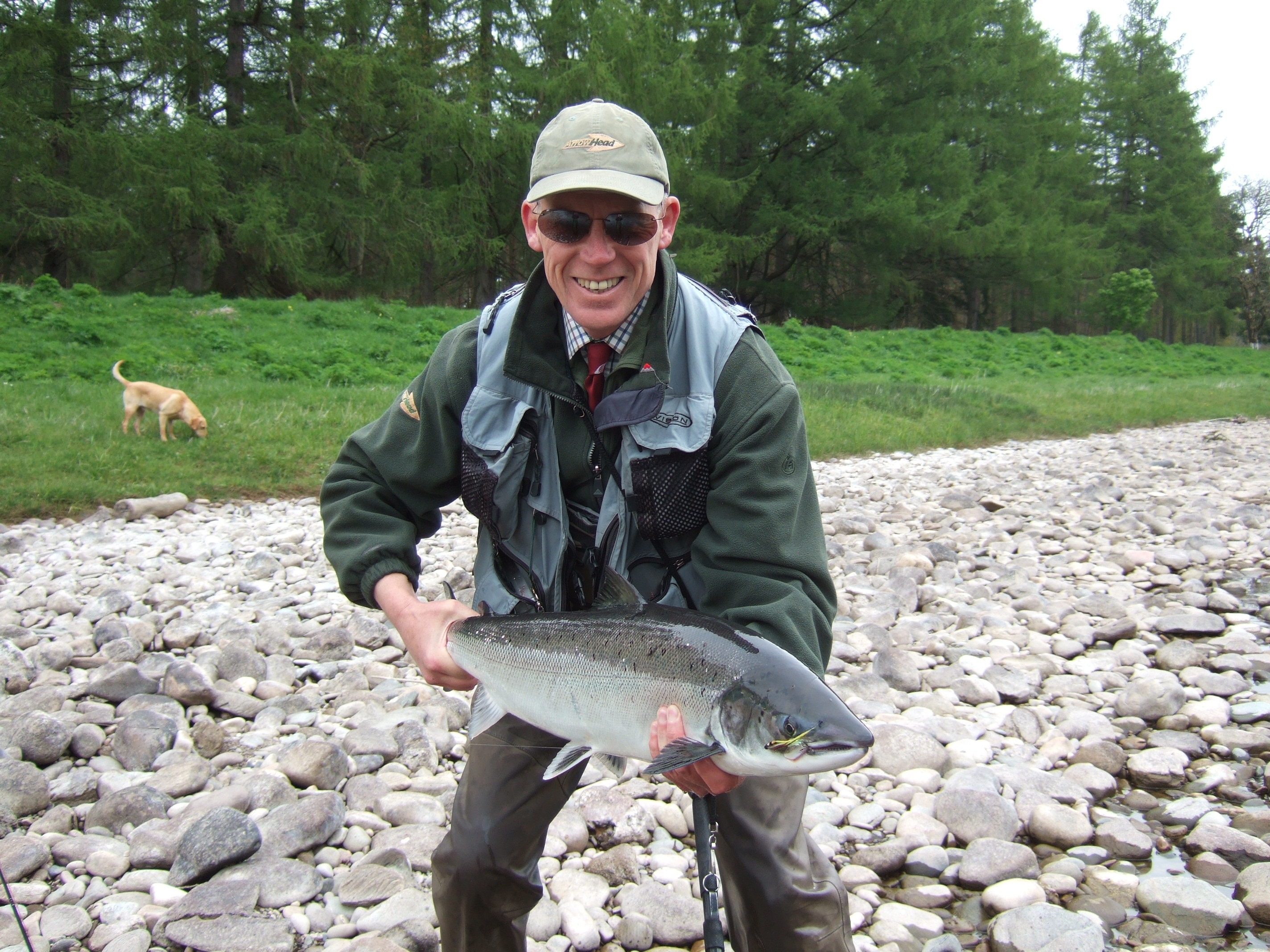 Salmon fishing courses michael evans co for Salmon fishing colorado