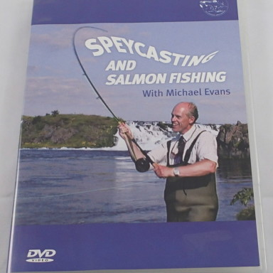 Salmon fishing & speycasting DVD