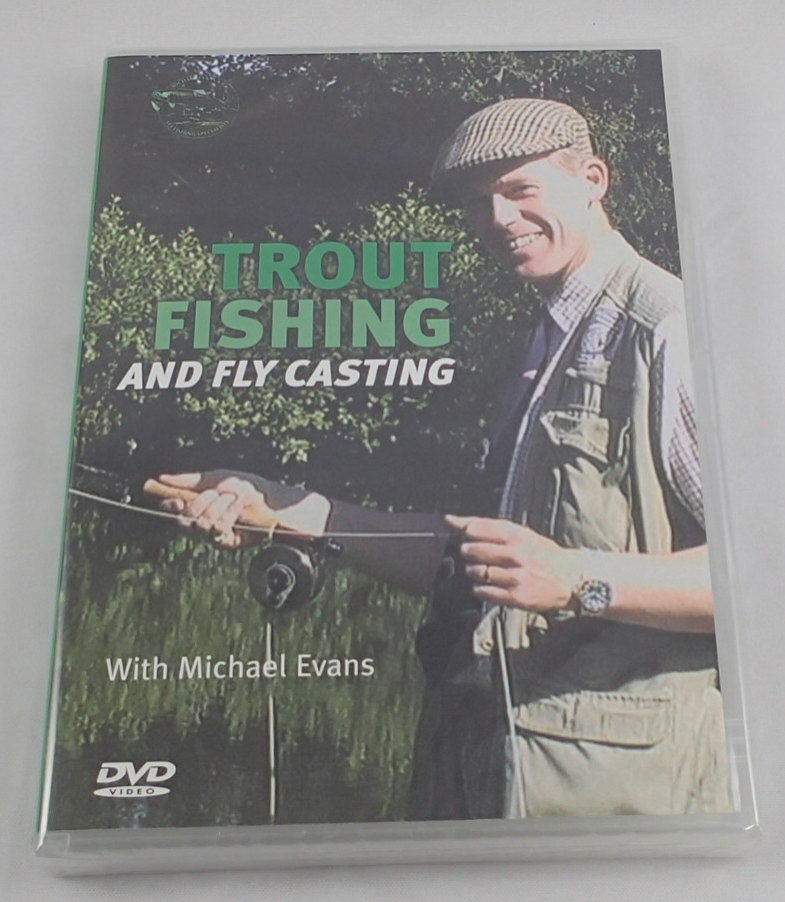 Trout Fishing and Fly Casting DVD