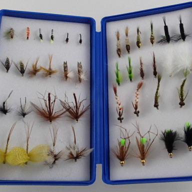 Boxed Fly Collections