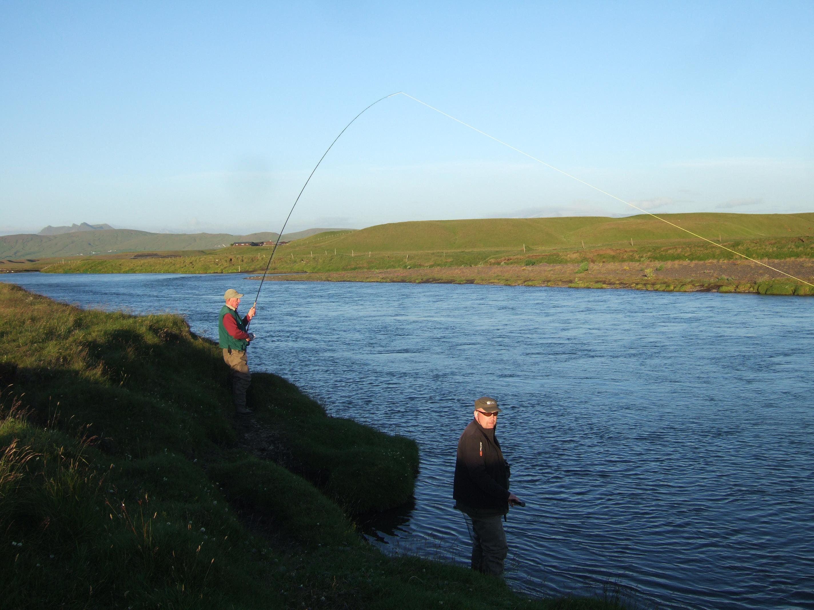 East ranga iceland salmon fishing short break bg 27th for Salmon fishing colorado